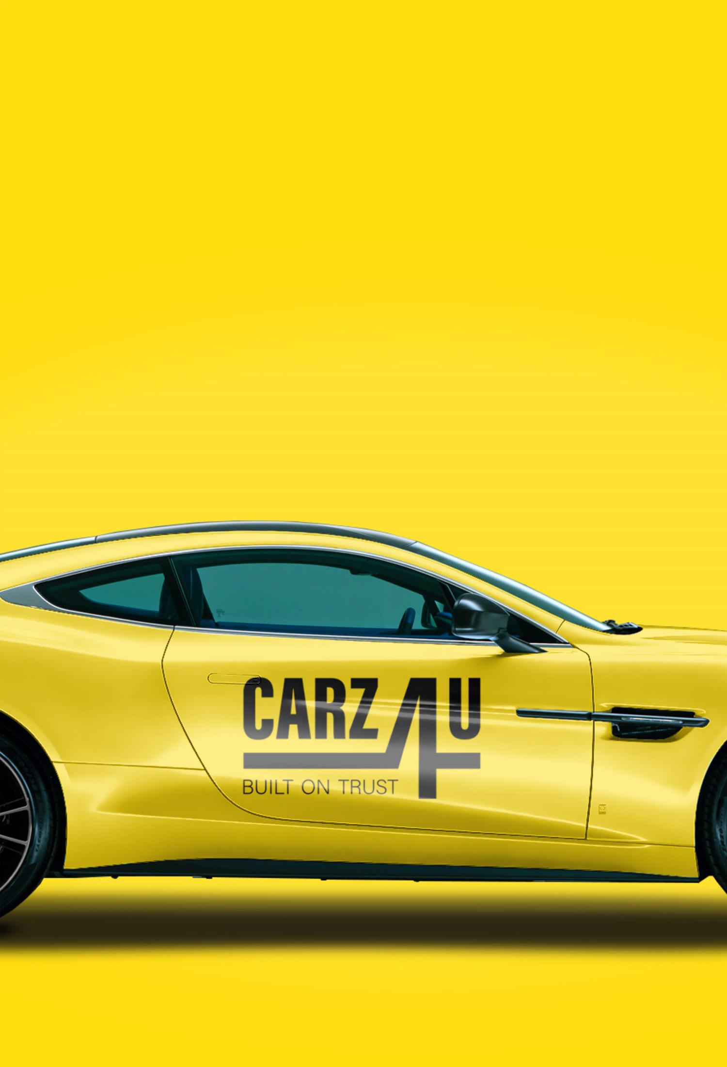 carz4u branding