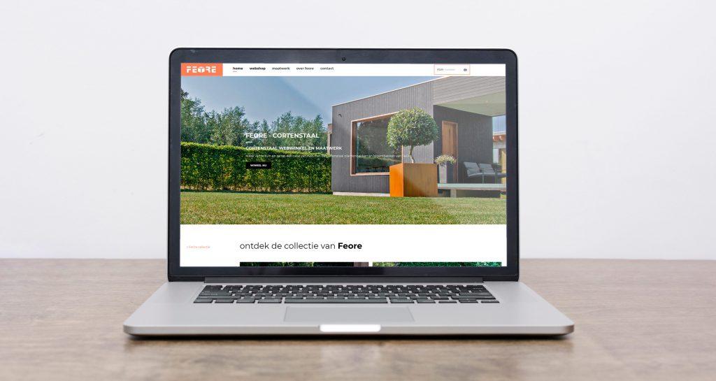 website feore project