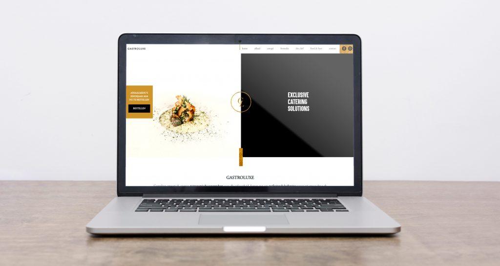 gastroluxe project website