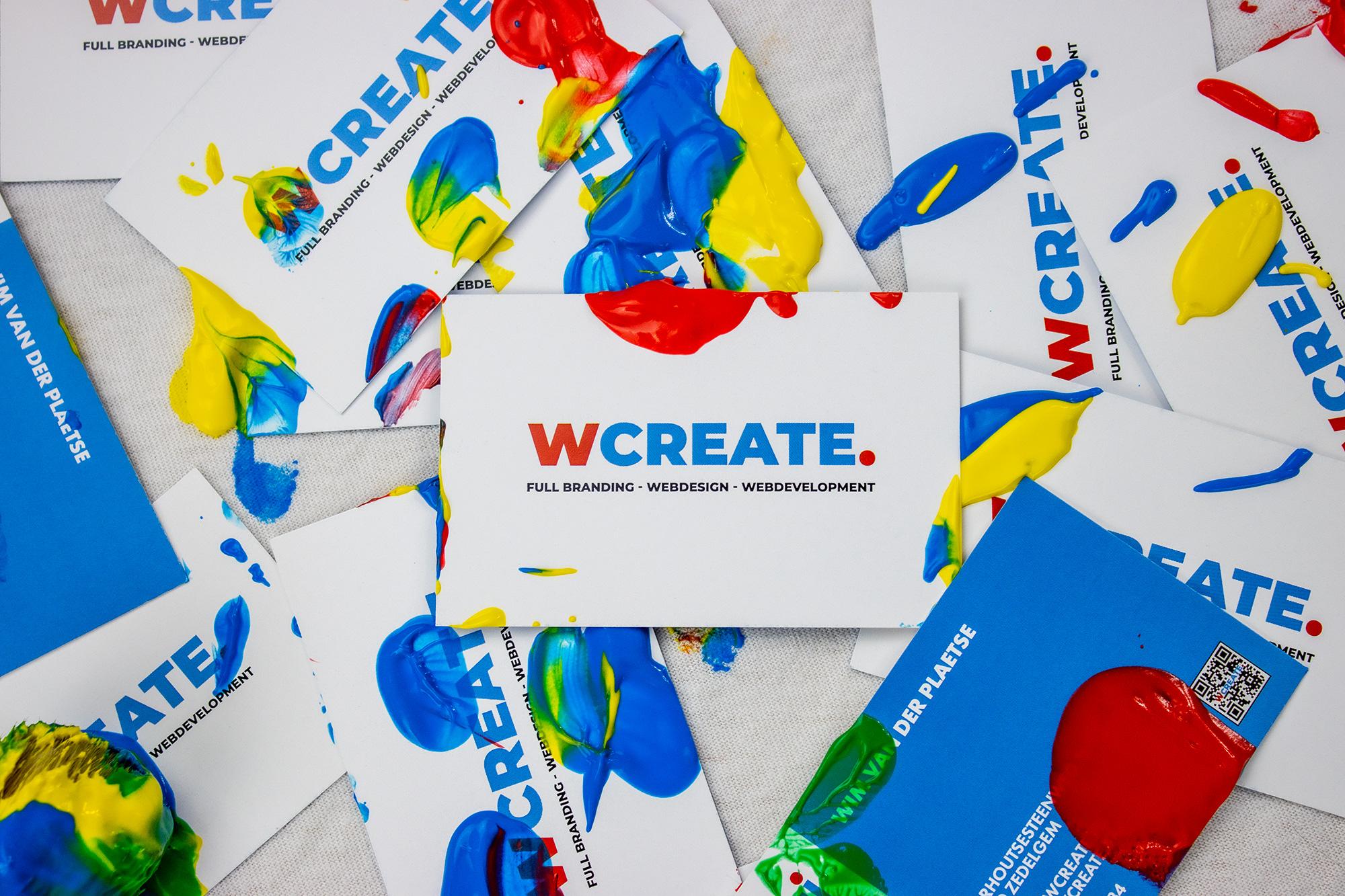 webdesign en branding bureau - wcreate