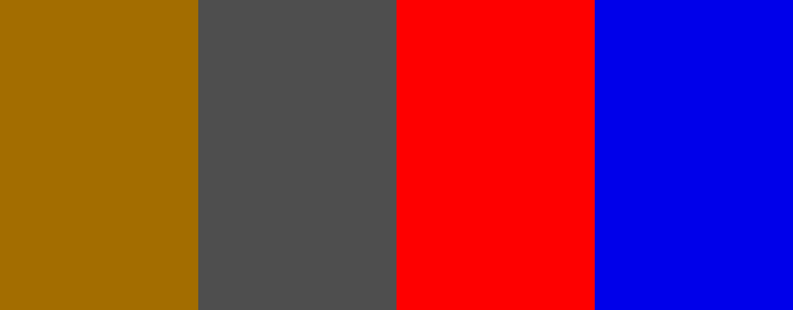 lelijke kleuren voorbeeld branding