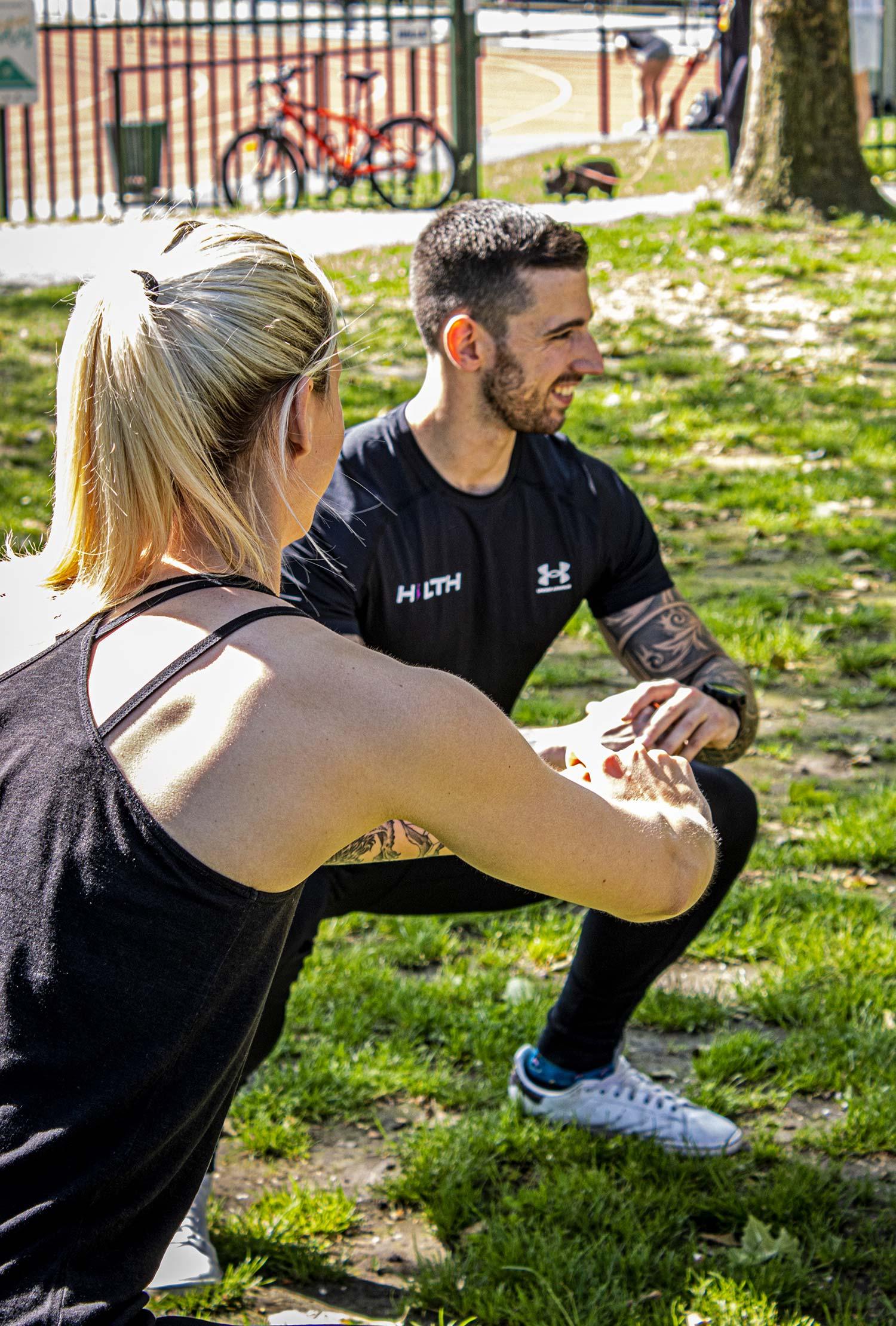 Hilth personal training foto 2